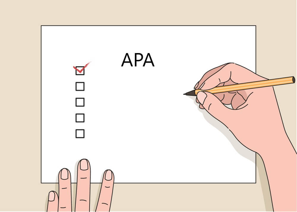 Tips for APA citation Style in Assignment Writing