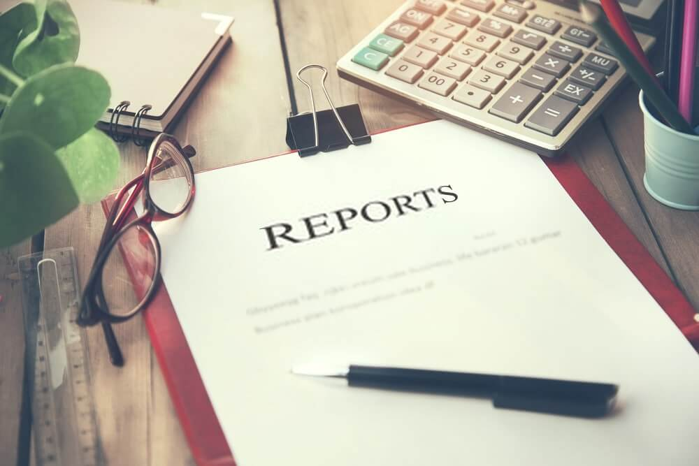 6 main types of report writing
